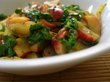 Radish curry saute with onions garlic and chili salt and pepper radish curry1g forumfinder Choice Image